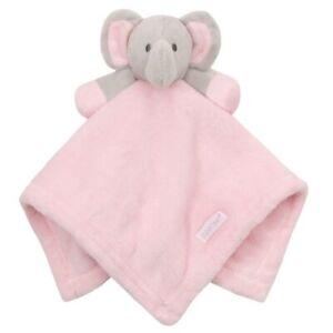 Schmusetuch Schnuffeltuch ♥ Elefant ♥ Baby Mädchen ♥ Geschenk Geburt