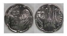 ESPAÑA 50 pesetas 1992 S/C SAGRADA FAMILIA (Barcelona) y REY JUAN CARLOS I