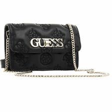 Guess Chic Mini Damentasche Bag Taschen Handtasche Umhängetasche Black SG718621