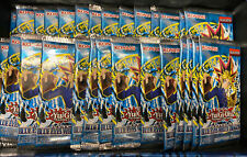 28x Yugioh Legend of Blue-Eyes Booster Pack Factory Sealed Unlimited Loose Packs