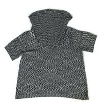 NEW Apt 9 Women's Cowl Neck Blouse Size Plus 1X Stretch Shirt Short Sleeve Top