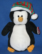 FREEZE the PENGUIN - TY PLUFFIES - MINT with MINT TAGS