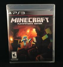 Minecraft: Playstation 3 Edition (Playstation 3) BRAND NEW / Region Free