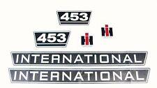 Aufklebersatz / Aufkleber / Decal Kit / Emblem passend für Case IH / IHC 453