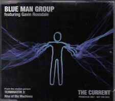 Blue Man Group-The Current Promo cd single