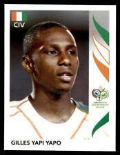 Panini FIFA 2006 World Cup Germany sticker #201 Gilles Yapi Yapo Ivory Coast