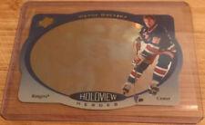 1996-97 UD SPx Holoview Hereos Wayne Gretzky #HH7 New York Rangers