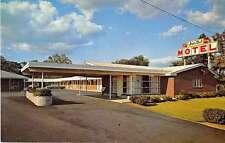 Suffolk Virginia Jon Del Motel Vintage Postcard J52505