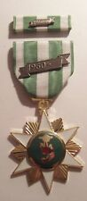 Vietnam Campaign Star Military Medal with Ribbon