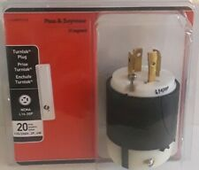 PASS & SEYMOUR TWIST LOCK TURNLOK LOCKING PLUG 20A