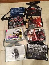 SUBWAY Star Wars The Force Awakens Complete Set of 8 Bags 2015 Glow Lightsabers
