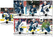 2018-19 Upperdeck Series 1 Hockey Team set WINNIPEG JETS ( 7 cards)