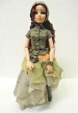 """Robert Tonner ELLOWYNE WILDE 16"""" Doll Amber Steamrolled"""