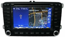 Remanufactured by VW Navigation GPS Radio Stereo DVD LCD Screen Display Screen