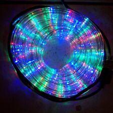 LED Lichterschlauch bunt Lichtschlauch 20m Außen/innen