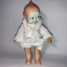Vintage Cameo Collectibles Kewpie Baby Doll In Robe And Painted Face