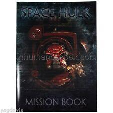 ACC-03 LIVRET MISSION ANGLAIS WARHAMMER 40000 BITZ W40K SPACE HULK MISSION BOOK