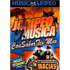 Jaripeo - Jaripeo y Musica con Sabor Tex-Mex (DVD, 2008) WORLD SHIP AVAIL