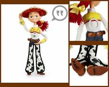 "DISNEY TOY STORY ""JESSIE""  TALKING  FIGURE DOLL 15""  ( Pull String)"