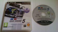 Gran Turismo 5 Academy Edition // PS3 // Playstation 3 // no manual
