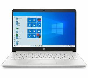 """HP 14-cf2504sa 14"""" Full HD Laptop Intel Quad Core i5-10210U 4GB RAM 256GB SSD"""