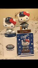 Los Angeles Dodgers Hello Kitty Mini Bobblehead 2014 And 50th Anniversary