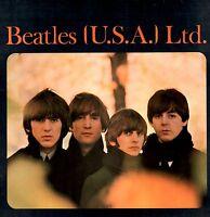 BEATLES 1965 U.S. TOUR ORIGINAL CONCERT PROGRAM BOOK / JOHN LENNON / NMT 2 MNT