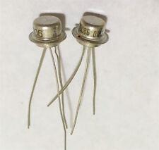 Fuzz Face Joe Bonamassa Germanium Transistor Pair DIY Build Your Own Pedal NOS