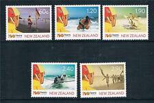 New Zealand 2010 Life Saving 5v SG 3247/51 MNH