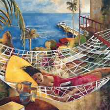 45x15 TARDES CÁLIDAS by DIDIER LOURENCO SEASCAPE CANVAS