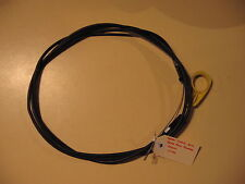 Holden Commodore/Statesman VT VX VU VY VZ WK WL Emergency boot release cable