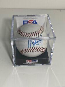 Manny Ramirez Autographed Baseball PSA Authenticated #AH92866