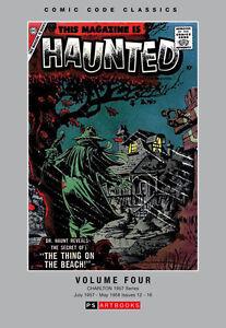 This Magazine is Haunted #4 HC
