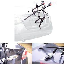 2-Bike Secure Padded Vehicle Sedan Hatchback Minivan SUV Car Trunk Mount Rack