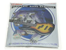 5 String Electric Bass Strings Bass Guitar Strings Nickel Alloy Wound .045-.130