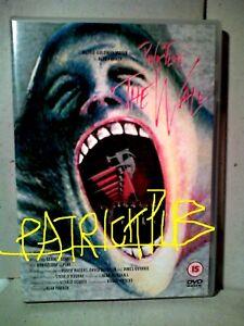 PINK FLOYD  THE WALL  IL FILM DI ALAN PARKER   DVD EDIZ. 1999 UK  NO BLURAY