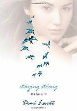Staying Strong: 365 Days a Year von Lovato, Demi | Buch | Zustand sehr gut