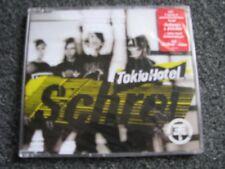 Tokio Hotel-Schrei Maxi CD-Made in EU-2005-Still Sealed