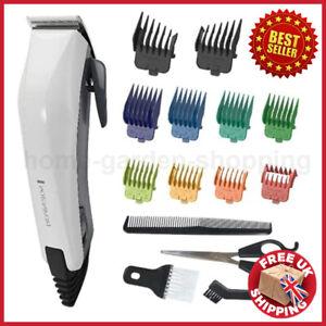 Professional Barber Hair Machine Set Electric Trimmer Beard Body Men Cut Clipper