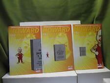 3  HOWARD THE DUCK #1 EVOLUTION OF HOWARD ZDARSKY VARIANT #06568,07569,08568