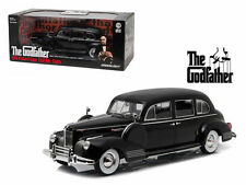 GREENLIGHT 1941 PACKARD SUPER EIGHT ONE-EIGHTY THE GODFATHER 1972 1/18 CAR 12948