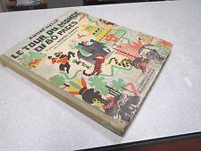 ENFANTINA LE TOUR DU MONDE EN 80 PAGES ANDRE HELLE 1927 *