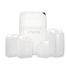 Jerry Cans Containers Drums HDPE 1 Litre Up to 25 Litre White Tamper Proof Caps