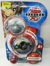 Bakugan Battle Brawlers Bakucore Alto Brontes Grey Haos, Darkus Moskeeto New