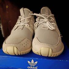 Adidas Originals tubular Nova trainers in white, U.K size 9 .Brand new in box