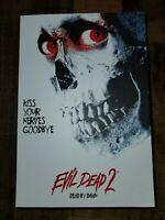 "NEW SEALED EVIL DEAD 2 Dead By Dawn Ash Figure Horror Reel Toys 7""  NECA"