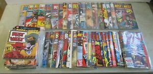 LOT OF 71 BEST OF THE WEST COMIC ISSUES AC COMICS 90's 2000's