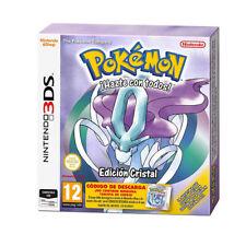 Videojuego Nintendo 3DS Pokemon Crystal