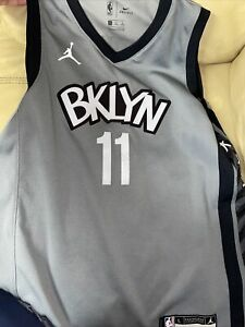 Nike Kyrie Irving Brooklyn Jersey 100% Authentic