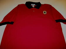 Super 8 Eight Motel - Vintage Embroidered Golf Polo Shirt Brand New Adult XXL 2X